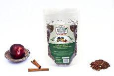 Fahéjas szilva - rooibos tea 100g