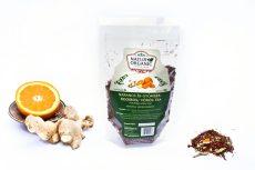 Narancs és gyömbér- rooibos tea 100g